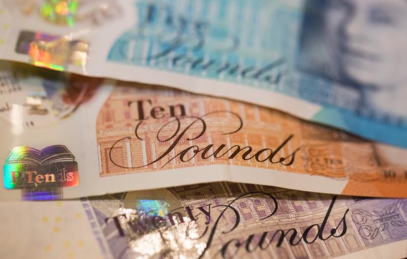 英國12月大選  匯豐:決定英鎊升逾1成、還是重貶15%
