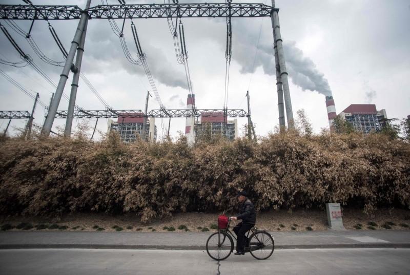 中國大舉興建燃煤電廠    全球碳減排的進展遭「吞沒」