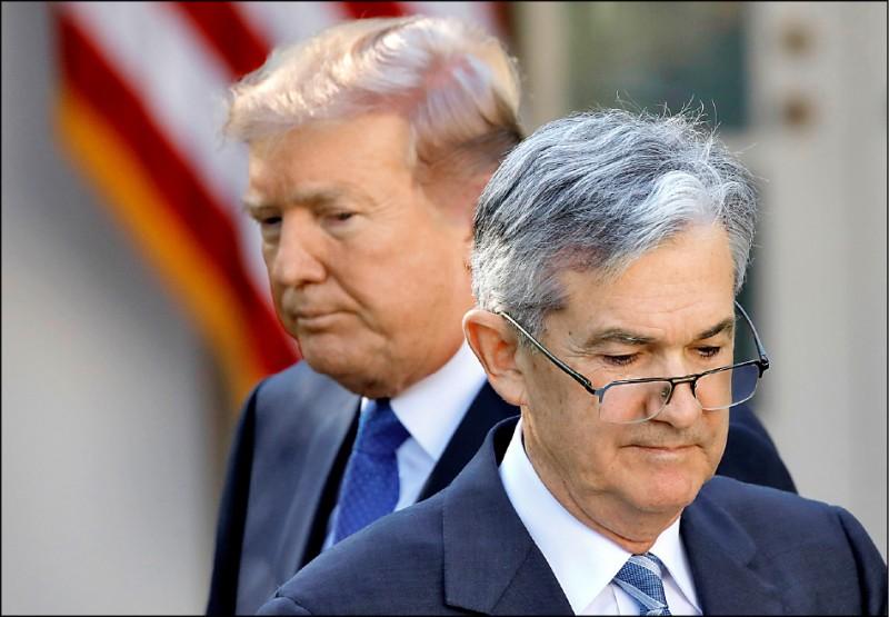川普拋負利率提議 聯準會一致不相挺