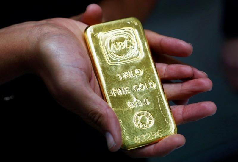 劉鶴對美中貿易協議感樂觀 黃金下跌10.6美元