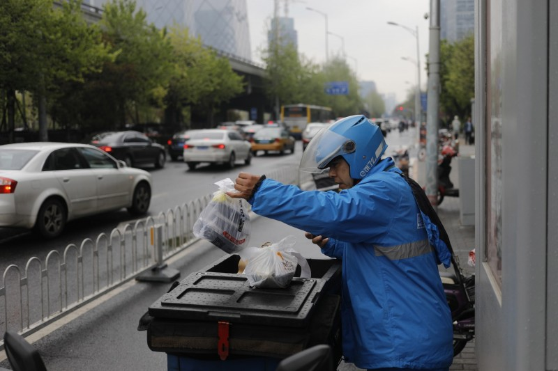 北京明年5月起 禁止餐廳外賣提供1次性餐具