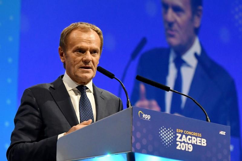 轟川普祈求歐盟分裂 圖斯克:恐成歐洲最大挑戰