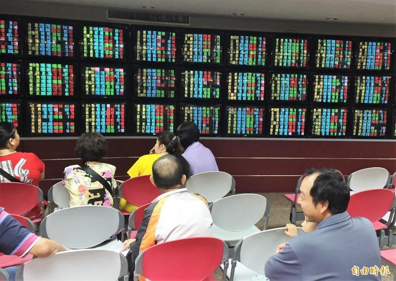 川普簽署香港人權法 台股下跌力守10600點大關
