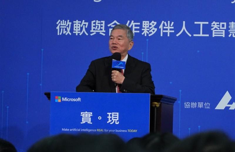 沈榮津:投資台灣3大方案投資突破8千億