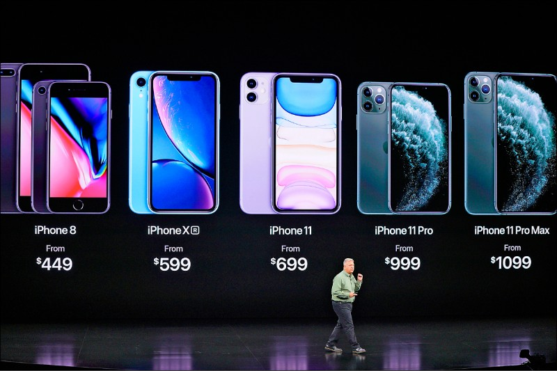 國際現場》傳韓廠通吃明年新iPhone OLED面板