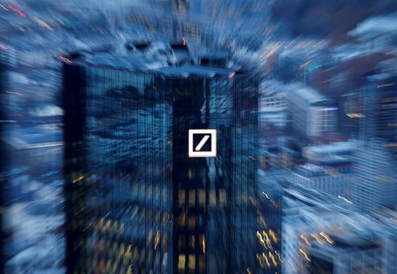 傳美國正在調查德銀是否涉入丹麥7兆洗錢案