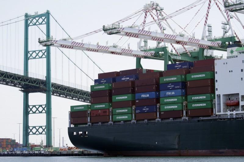 全球貿易增速恐創10年新低 中德港成3大輸家