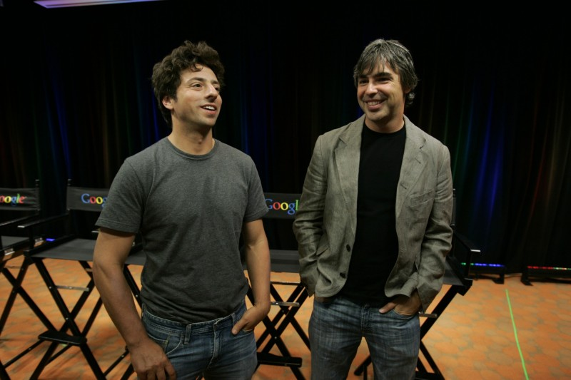 Google創始人 宣布卸任公司CEO、總裁職務