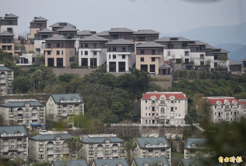 大台北華城豪墅   外資搬4.2億掃7幢
