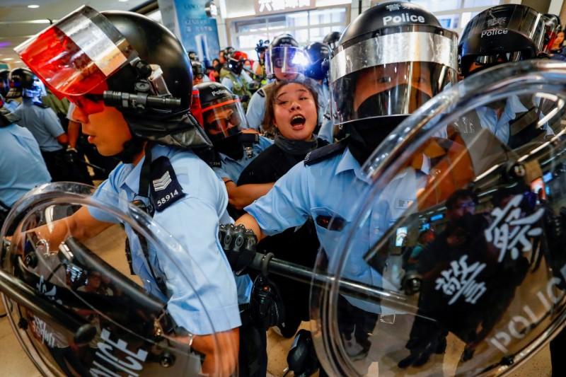 香港政府持續紓困 宣布第4輪157億元援助計畫