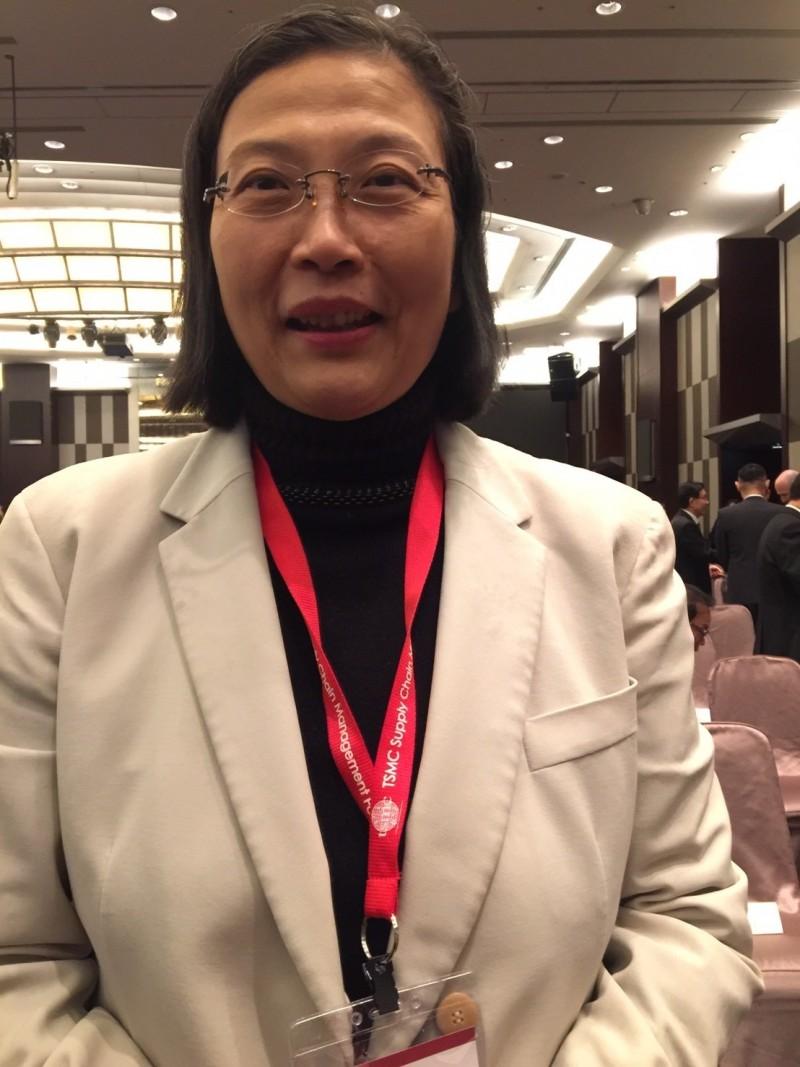 環球晶董事長徐秀蘭:近期客戶庫存消化加速