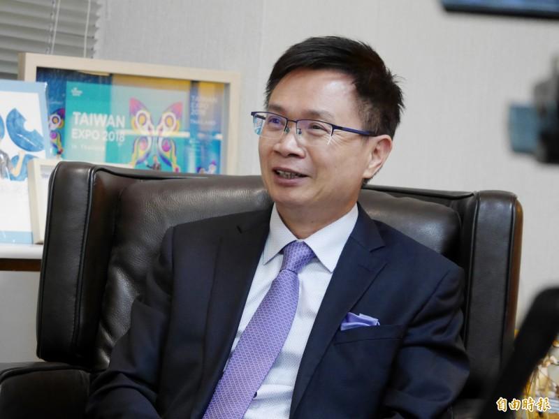《CEO開講》黃志芳:沙國開放商機大 這些行業最看好