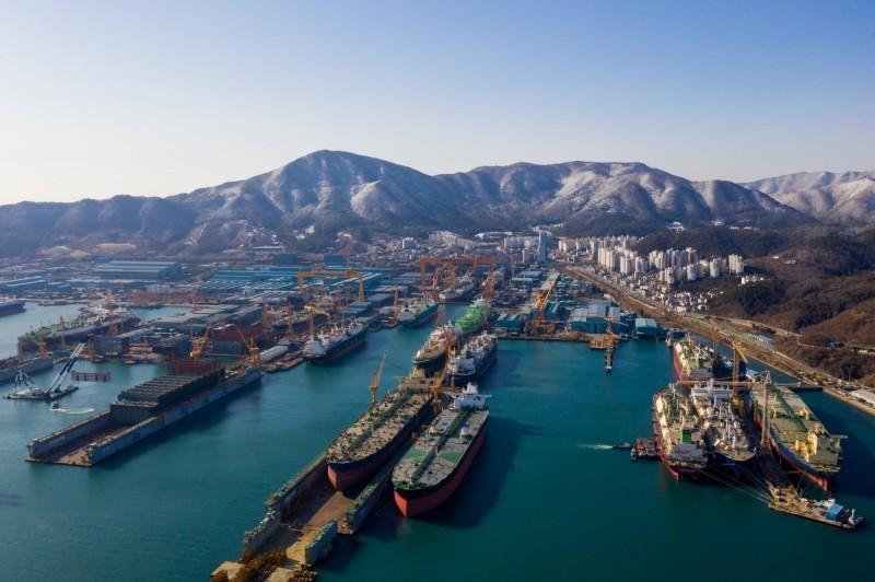 傳歐盟本月將對南韓2大造船巨頭合併案展開反壟斷審查