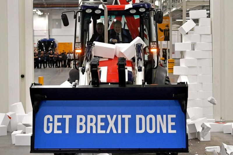 打臉強森脫歐承諾?歐盟官員:2021年前不可能完成