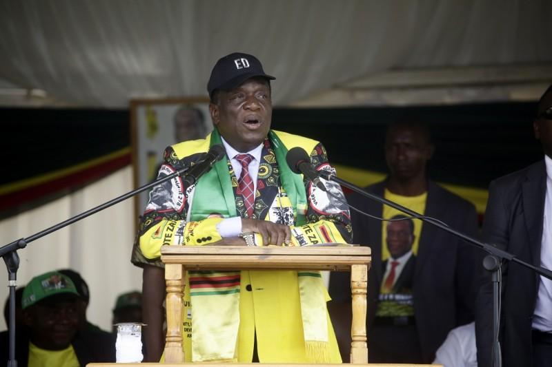 重拾辛巴威幣 辛巴威總統:再也不會實施美元化