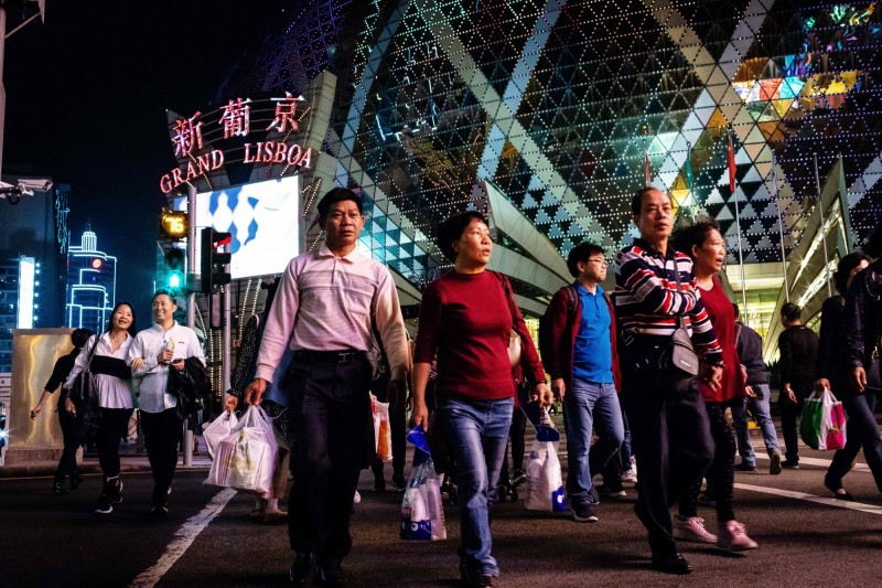 澳門和中國聯繫增加 遭惠譽下調評級展望至負面