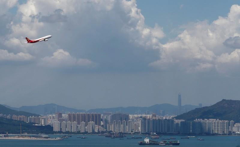 11月香港國際機場客運量下挫16% 創逾10年來最大跌幅