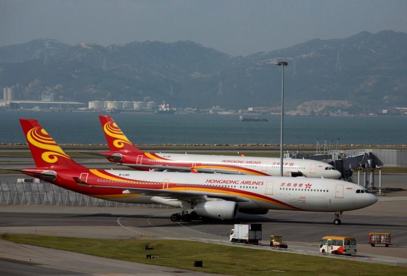 香港航空7架飛機遭扣押  星展:恐是倒閉前兆