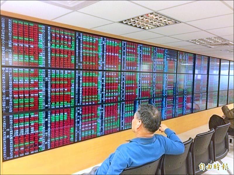 台股站上萬二大關 上市櫃市值首破40兆