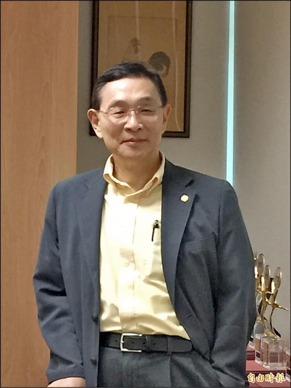 貢獻半導體逾30年/旺宏總經理盧志遠 獲選世界科學院院士