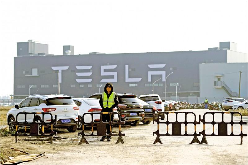 國際現場》特斯拉中製Model 3擬降價20%