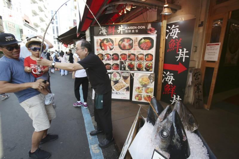 日本壽司、冰淇淋變貴  11月核心核心CPI漲幅創3年新高