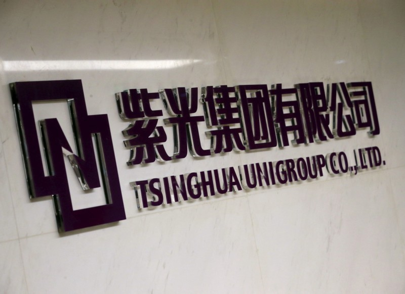 震撼!日本前DRAM大廠爾必達社長 加入中國紫光集團