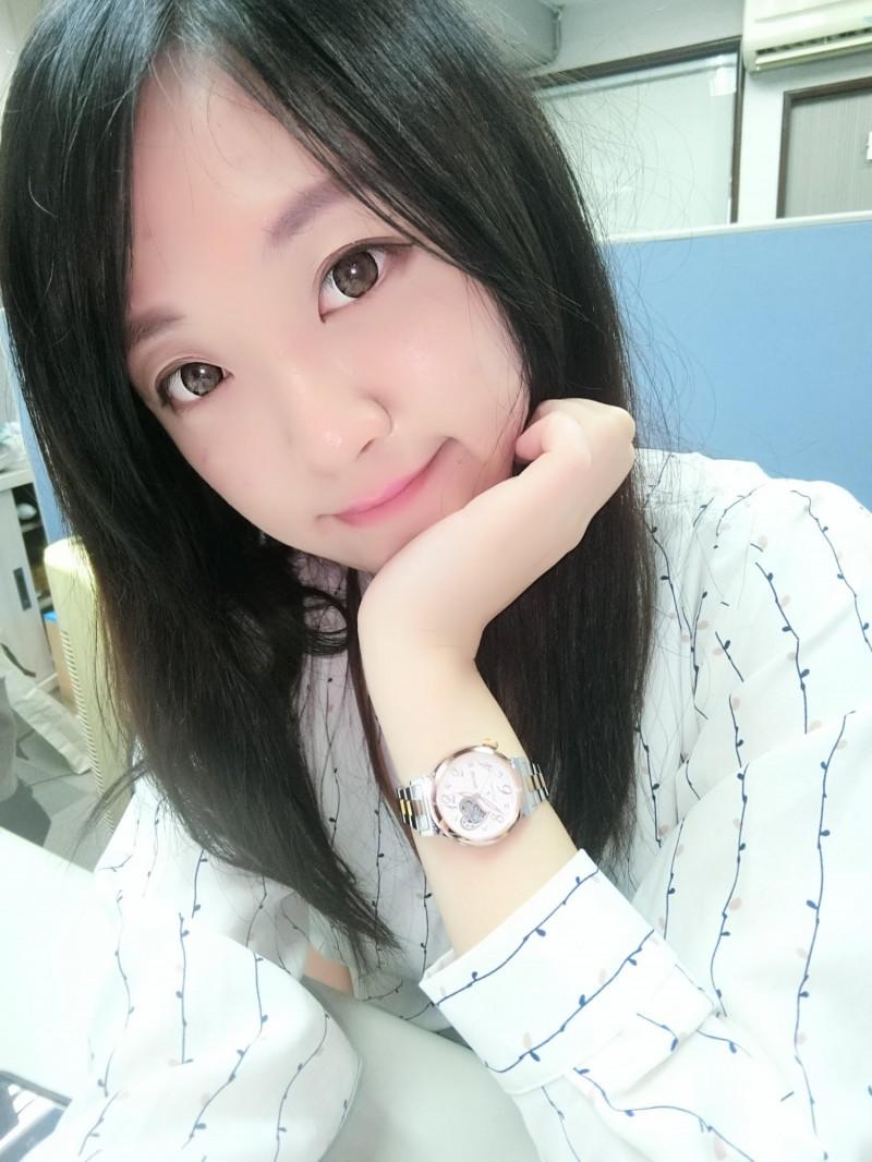 金融正妹召集令 逢諦會計師事務所 陳凱婷