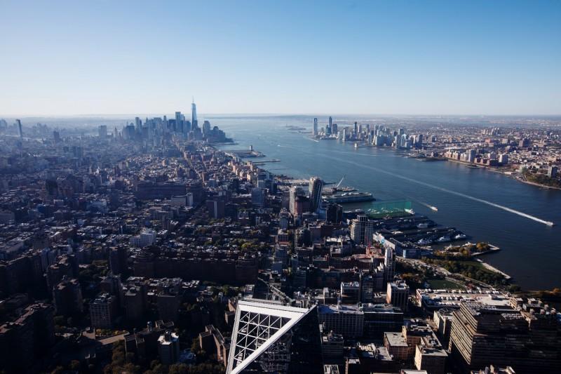 慘!今年曼哈頓豪宅簽約量下挫16% 創7年新低