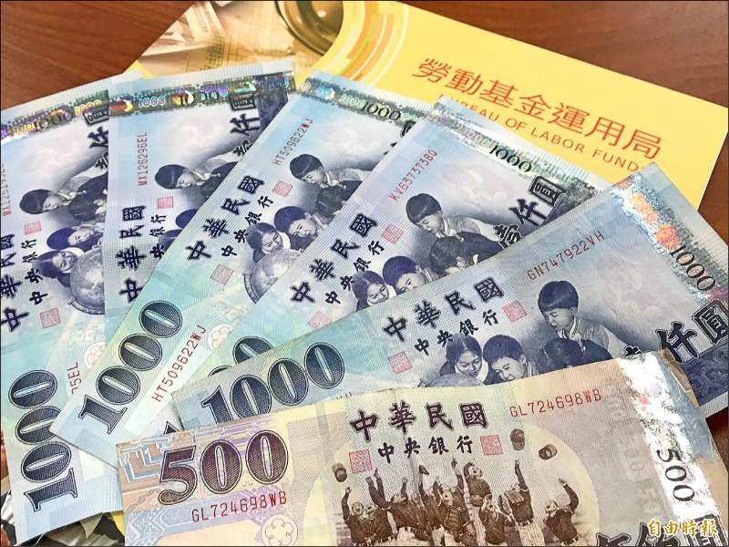 看好台灣明年經濟 勞動基金加碼投資