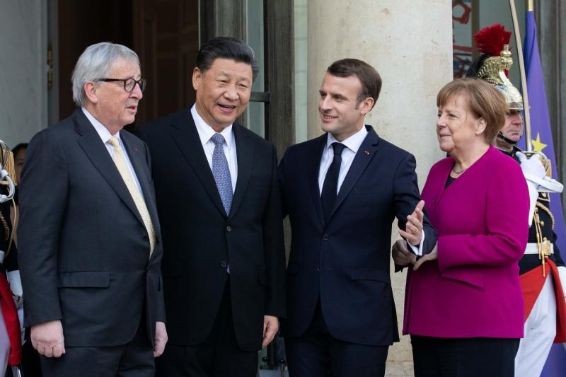歐盟防範中企投資 中駐歐盟大使警告:限制恐有災難性後果