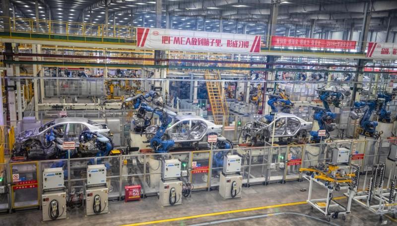 日本製鐵不敵競爭  擬停止在中生產車用特殊鋼