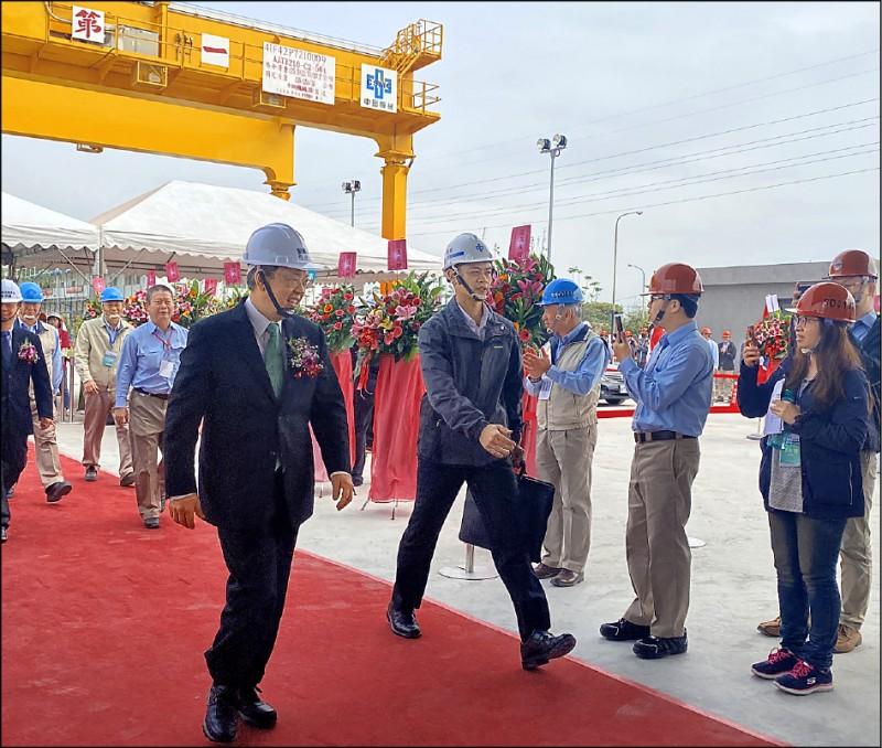 風電國產化指標》興達海基竣工接單 估後年營收百億