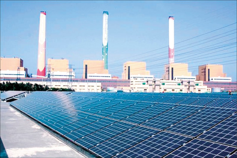 總統大選 能源政策成話題》韓:台電買1000美元煤 台電:採購最高價才125美元