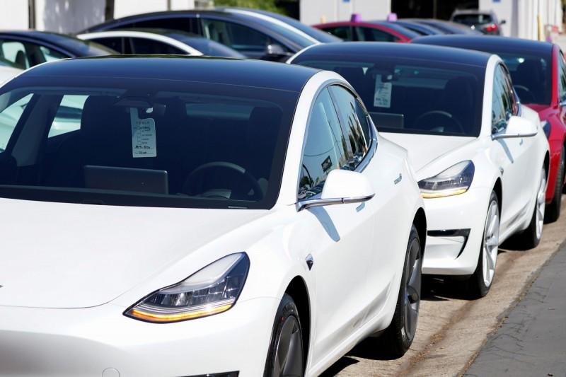 特斯拉上月在荷蘭銷量暴增 可望實現全年交車量目標