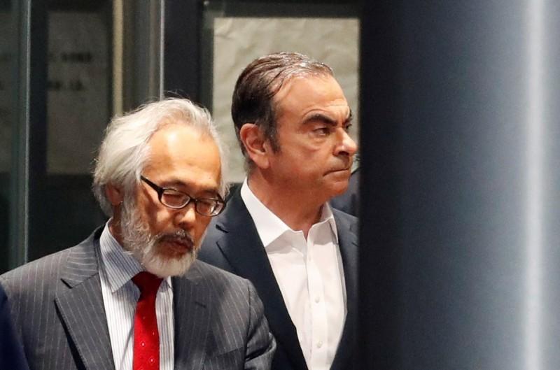 高恩潛逃出境!彭博:日本打算與黎巴嫩進行談話