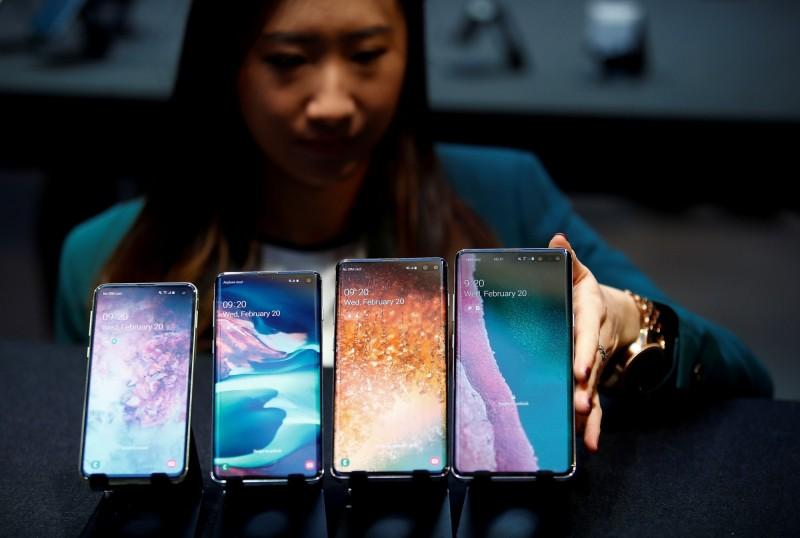 三星成去年5G手機銷售贏家 吃下超過一半市場