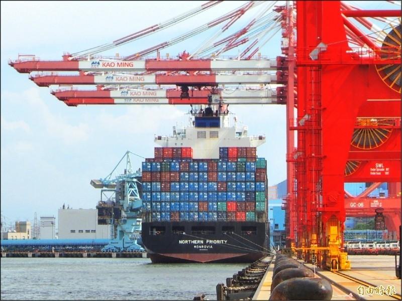 四小龍最佳!我國去年出口3293.4億美元、年減1.4%