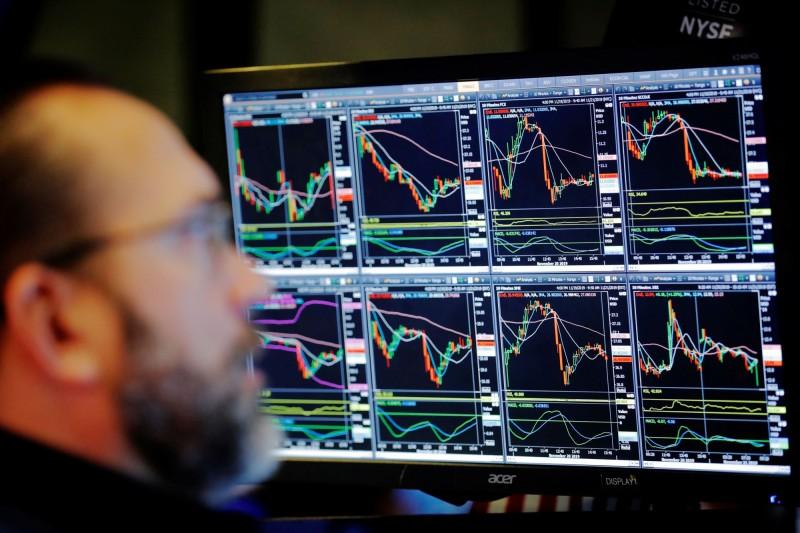 市場緊張情緒緩解  油金股匯債均回穩