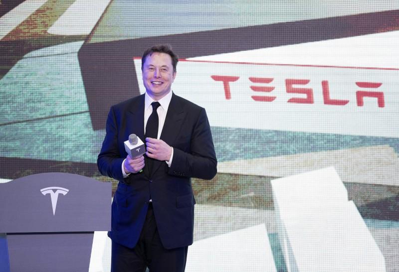 市值直逼通用+福特!特斯拉躍居美史上市值最高汽車製造商