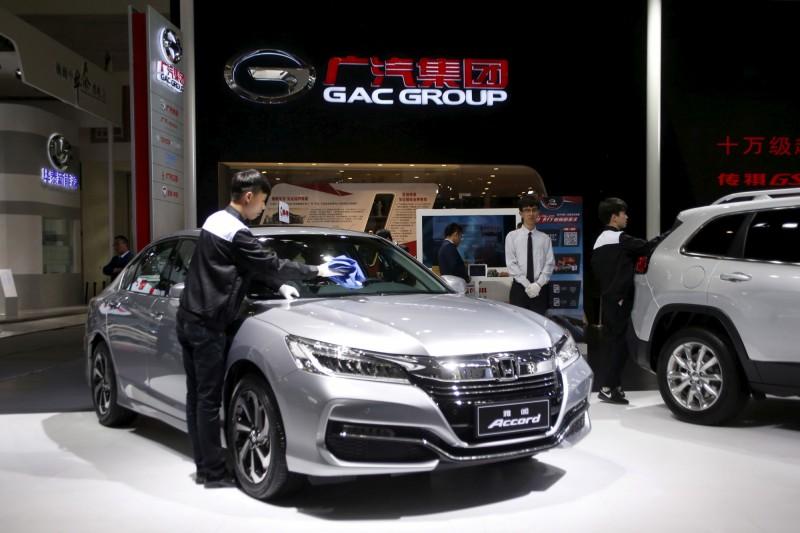 日系車去年在中國銷量估破500萬輛 並列日本市場
