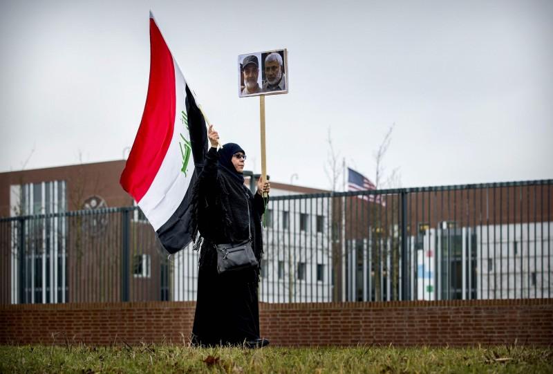 要求美國撤軍  伊拉克官員稱遭美威脅「斷銀根」