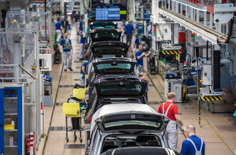 德媒:汽車業向電動車轉型 德超過40萬工作恐受威脅