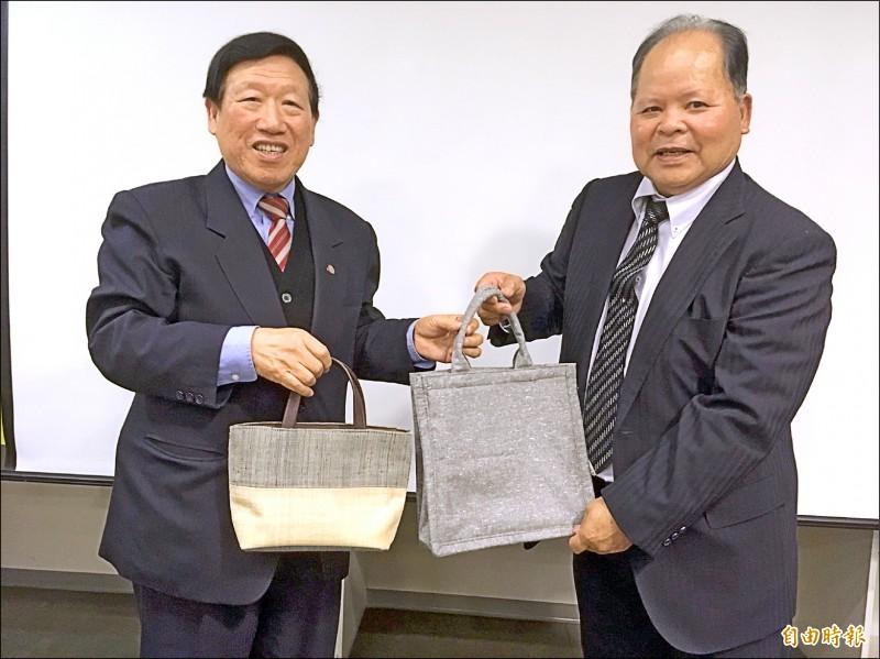 台灣鳳梨纖維技術 日本來取經