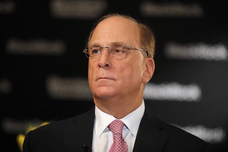 貝萊德CEO:氣候變遷會重塑金融業 將放棄有風險投資