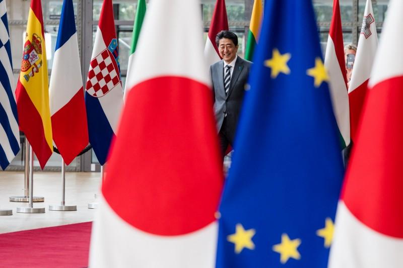 日、歐也有「中國問題」 本週接連與會美貿易代表