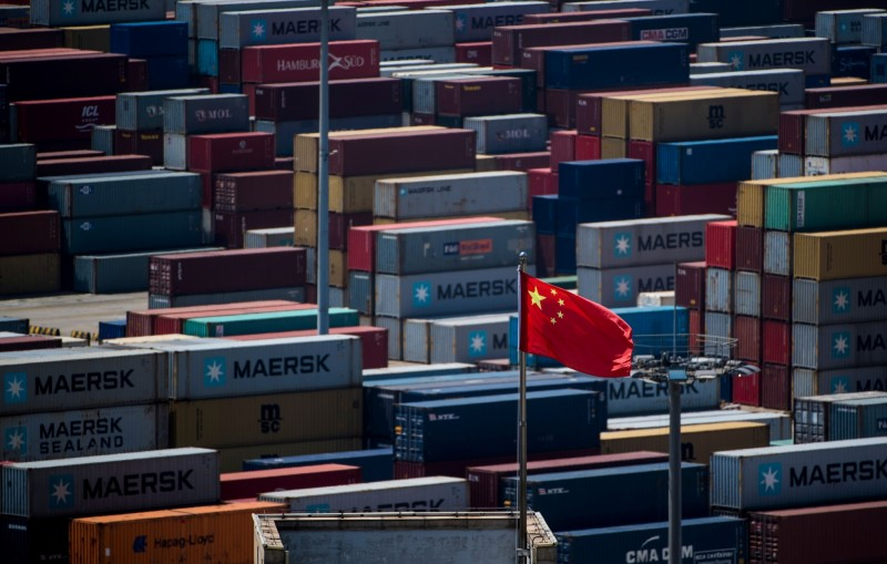 貿易戰打擊!中國去年進口3年來首見衰退