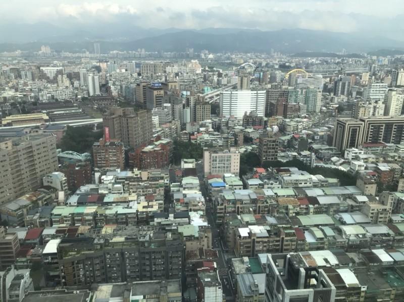 都市地價指數  連8期漲跌幅在1%內