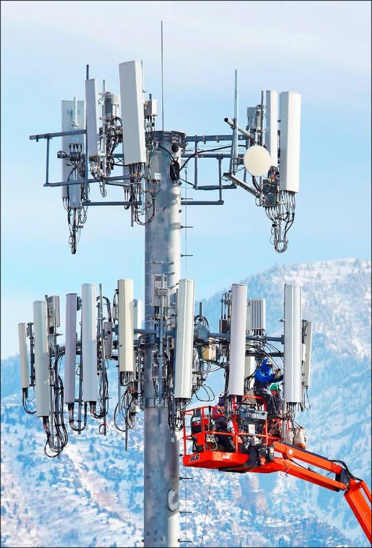 美擬砸375億 助企業開發5G設備抗華為
