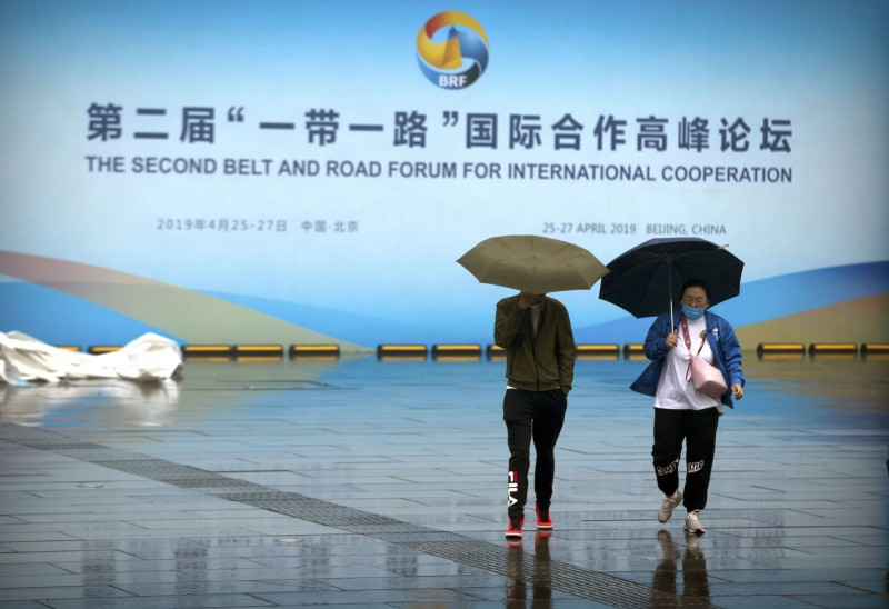 中國歐洲商會:歐企在一帶一路中 利益少如「碎屑」